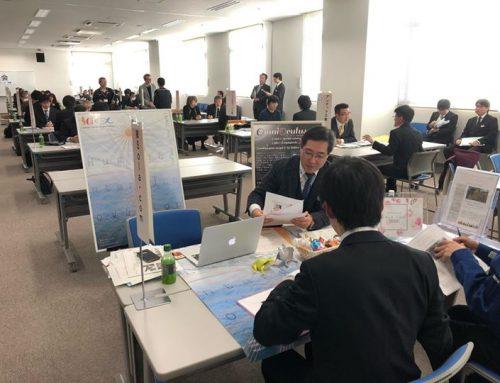 2019.2.5 ポリテクセンター宮城・合同企業面談会参加
