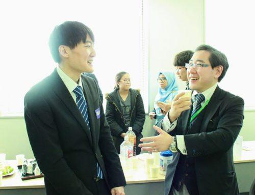 【2019.3.6 創業16周年&東北地区留学生向けジョブフェア参加】