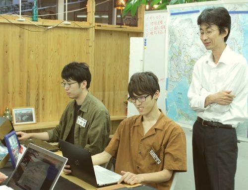 尚絅学院大学さんインターンシップ3日目