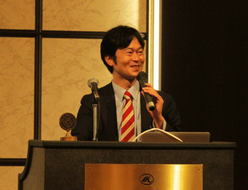 サイバーセキュリティ関連の講話に弊社代表・高橋が登壇しました。