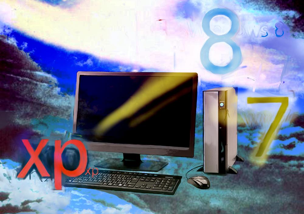WindowsXPの安全な処分