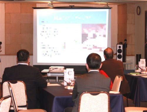 危機管理学会・宮城県支部 12月次勉強会に参加してまいりました。