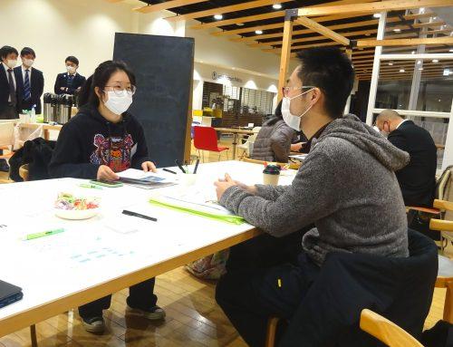 宮城県内企業と留学生の交流会に参加してまいりました。