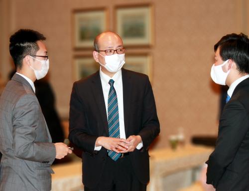 香港貿易発展局主催「香港春節ビジネスセミナー2021」に参加してまいりました。