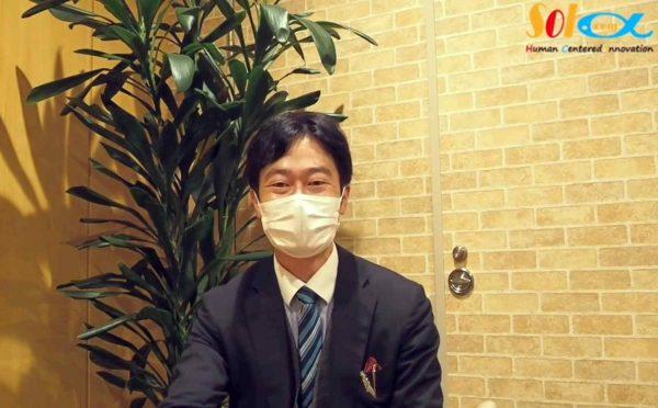 Work in MIYAGI 掲載動画より(代表・高橋)